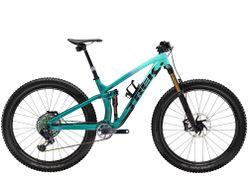 Trek FuelEX9.9 X01AXS S 29 Miami Green to Teal Fade 300