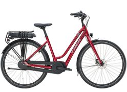 Trek District+ 1 Midstep S Rage Red 400WH