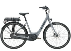 Trek District+ 1 Lowstep S Slate 400WH
