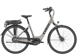Trek District+ 3 Lowstep M Matte Gunmetal 400WH