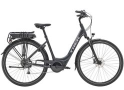 Trek Verve+ 1 Lowstep S Solid Charcoal 400WH