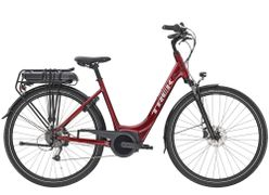 Trek Verve+ 1 Lowstep S Rage Red 500WH