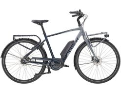 Trek District+ 2 L Nautical Navy and Slate 500WH