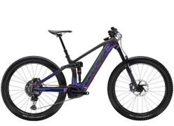 Trek Rail 9.9 XTR EU S Gloss Purple Phaze/Matte Raw Car