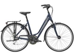 Trek T400 Midstep XL Matte Deep Dark Blue LR03