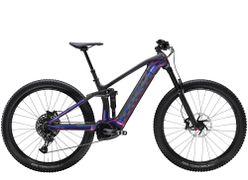 Trek Rail 9.7 NX EU S Gloss Purple Phaze/Matte Raw Carb