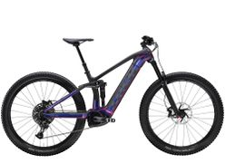 Trek Rail 9.7 NX EU M Gloss Purple Phaze/Matte Raw Carb