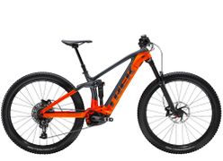 Trek Rail 9.7 NX EU XL Solid Charcoal/Radioactive Orang