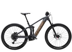 Trek Rail 9.7 NX EU S Solid Charcoal to Root Beer Ano D
