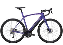 Trek Domane + LT 7 58 Gloss Purple Flip 260WH