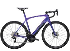 Trek Domane + LT 9 50 Gloss Purple Flip 260WH