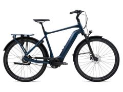 Giant Dailytour E+ 1 Bd Gts 25km/h L Metallic Navy