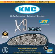 Kmc ketting 11/128 x9 ept anti roest 116