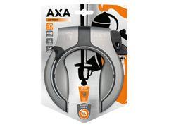 Axa ringslot victory spatbord grijs/zwart art2 op