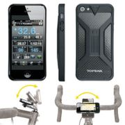 Topeak Iphone 5 houder RideCase zw
