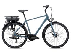 Giant Entour E+ 2 GTS-WOB 25km/h L Blue Ashes