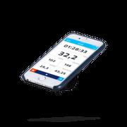BSM-03 Smartphone Houder Patron I6 Zwart/grijs