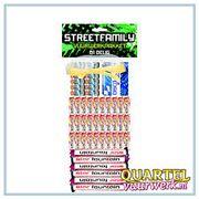 Streetfamily pakket 61-delig