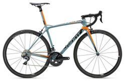Giant Tcr Advanced Sl 2-king Of Mountain Ml Charcoal