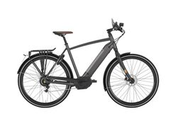 Gazelle Cityzen Speed H57 Eclipse Black S10 Nuvinci Demo