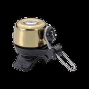 Bbb-17 Fietsbel Noisy Brass  Glossy Goud
