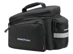 Tas achter rackpack 2 zwart rackpack koppeling