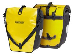 Tas achter back roller classic f5304 yellow-blck q