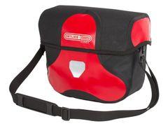 Stuurtas ultimate six classic f3121 rood-zwart 7l