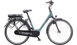 Sparta M7b ACTIVE D53 LIGHTBLUE/BLACK-MAT 300Wh