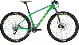 Merida Big Nine Xt Shiny Green/green 19""