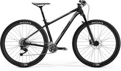 Merida Big Nine Xt-edition Matt Black/silver Xl-21""