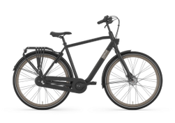 Gazelle ESPRIT H54 Black T3 (mat)