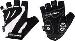 Merida Handschoenen Kort Zwart/Wit