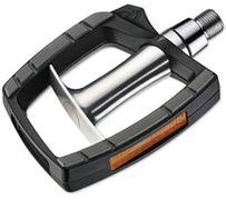 Pedaal Xlc Comfort Anti Pvc/alm Zw/zi Stel Pdc09