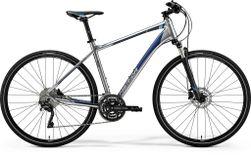 Merida Crossway 500 Grey/blue