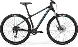 Merida Big Nine 200 Black/silver/blue