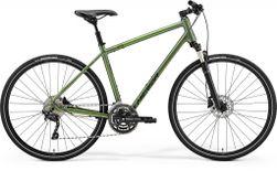 Merida Crossway 300 Matt Fog Green/dark Green Xl 59cm