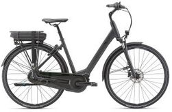 Giant Entour E+ 0 Disc LDS-WOB 25km/h L Black