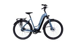 Multicycle Legacy EMB D53 Portofino Blue / Metro Black 2 tone