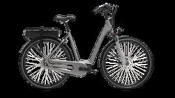 Multicycle Voyage EM X53 Shitake Grey Satin