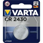 Batterij CR2430   Varta lith. 3V (1)