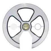 Chain Disc Hebie 48T transp.bl. br.
