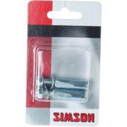 Crankspie Simson 9.5mm
