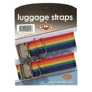 Arno Luggage Straps 40mm 2st 77618