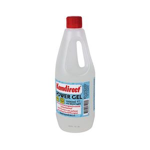 Kemdirect - Toiletvloeistof - Powergel - 1 Liter