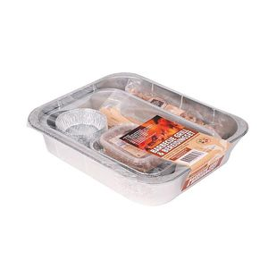 Lily - Barbecue Grill & bereidingsset - 9-Delig