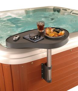 Interline Swivelling serving tray for spas