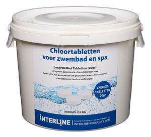 Interline 52781209 water treatment chemical