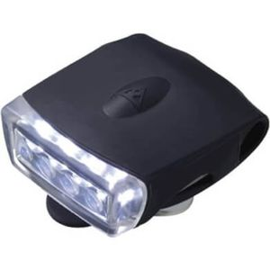 Topeak kopl WhiteLite DX USB zwart