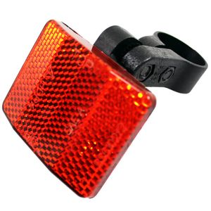 Alpina achter reflector R10 red